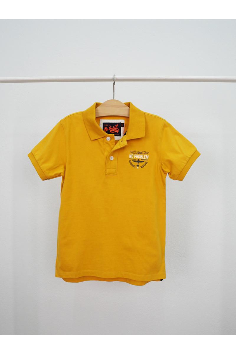 polo / original vintage style - Yellow