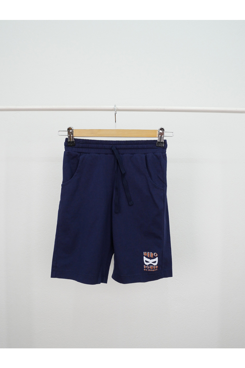 Short pants / HERO POWER - Navy