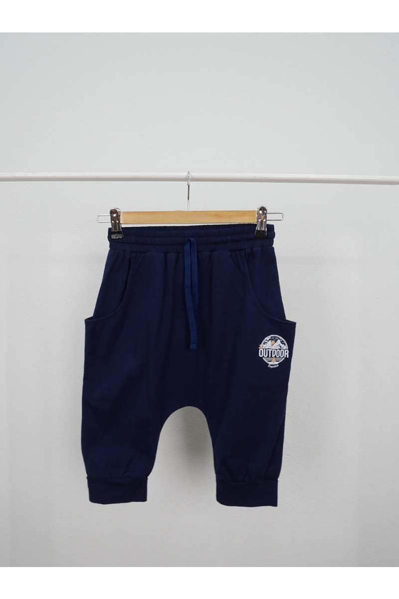 Hip hop pants / OUTDOOR - Navy