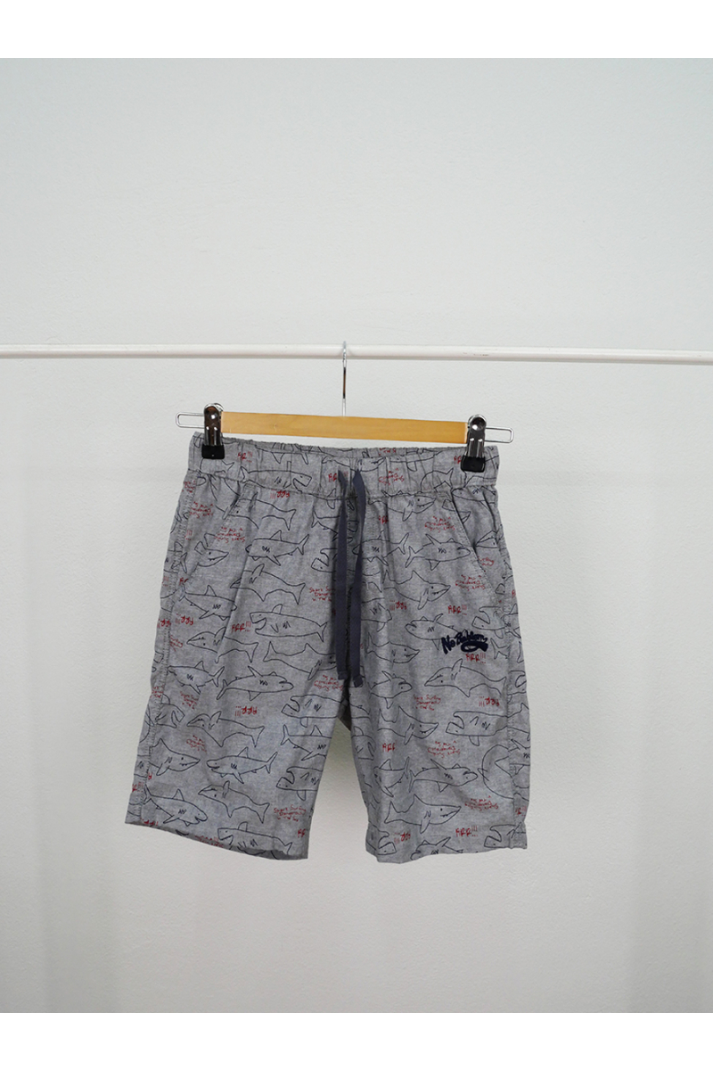 Short pants / Sea World - Grey
