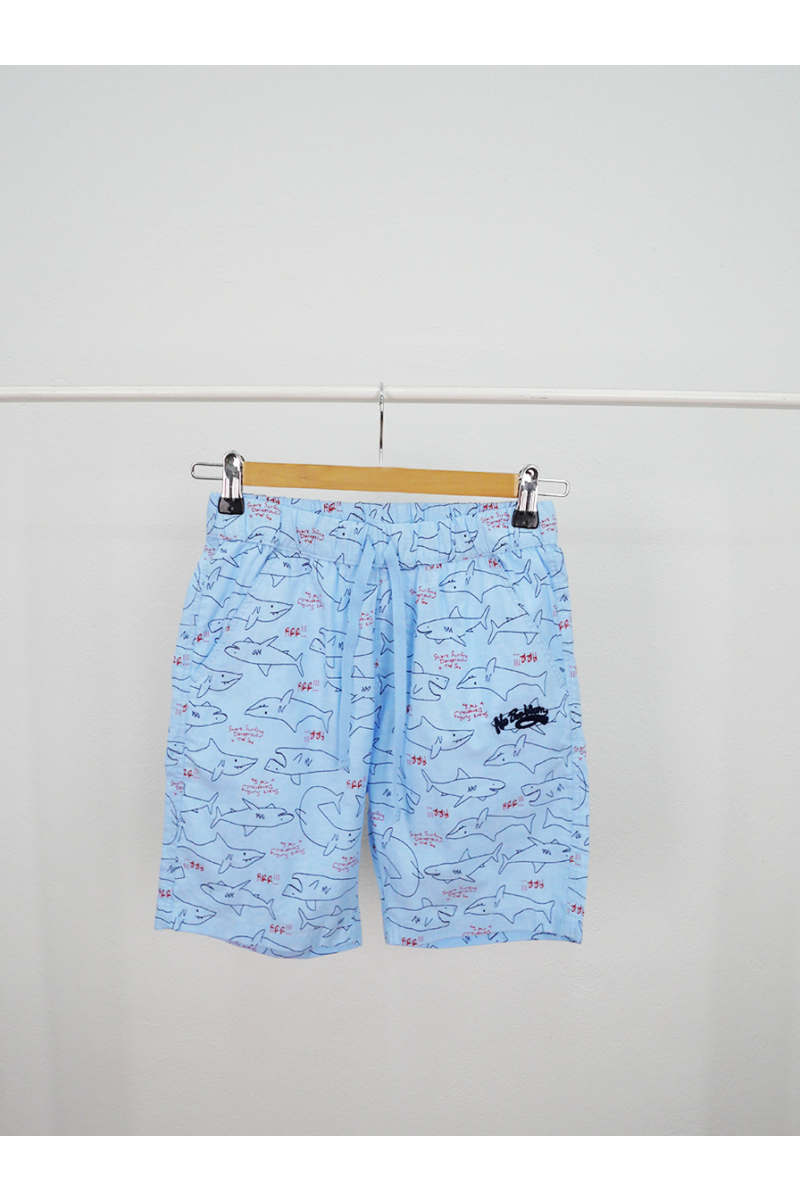 Short pants / Sea World - Blue